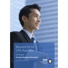 CPA Australia: Strategic Management Accounting (Revision Kit)