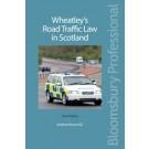 Wheatley's Road Traffic Law in Scotland, 6th edition