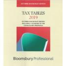 Tax Tables 2019