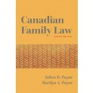 Canadian Family Law, 8th Edition