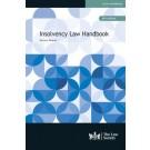 Insolvency Law Handbook, 4th edition
