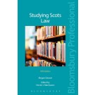 Studying Scots Law, 5th Edition