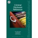Criminal Disclosure Referencer, 2nd Edition