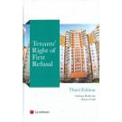 Tenants' Right of First Refusal, 3rd Edition