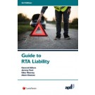 APIL Guide to RTA Liability, 3rd Edition