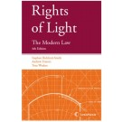 Rights of Light: The Modern Law, 4th Edition