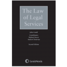 The Law of Legal Services, 2nd Edition