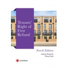 Tenants' Right of First Refusal, 4th Edition
