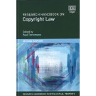 Research Handbook on Copyright Law, 2nd Edition