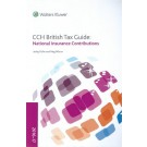 CCH British Tax Guide: National Insurance Contributions 2018-19