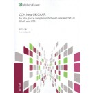 CCH New UK GAAP: An At A Glance Comparison Between New and Old UK GAAP and IFRS 2017-18