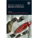 Research Handbook on Boards of Directors