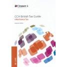 CCH British Tax Guide: Inheritance Tax 2018-19
