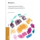 CCH Preparing Small and Micro Company Accounts 2018-19