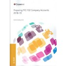 Preparing FRS 102 Company Accounts 2018-19
