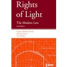Rights of Light: The Modern Law, 3rd Edition