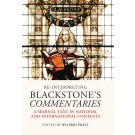 Re-Interpreting Blackstone's Commentaries