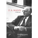 F.A. Mann: A Memoir