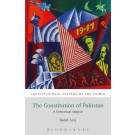 The Constitution of Pakistan: A Contextual Analysis