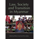 Law, Society and Transition in Myanmar