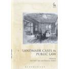Landmark Cases in Public Law