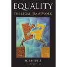 Equality: The Legal Framework