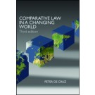 Comparative Law in a Changing World, 3rd Edition