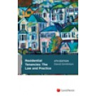 Residential Tenancies: Law and Practice, 4th edition
