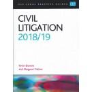 CLP Legal Practice Guides: Civil Litigation 2018/2019