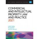 CLP Legal Practice Guides: Commercial and Intellectual Property Law and Practice 2021