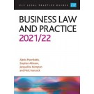 CLP Legal Practice Guides: Business Law and Practice 2021/22