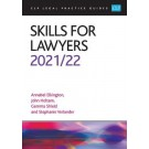 CLP Legal Practice Guides: Skills for Lawyers 2021/22
