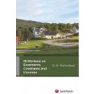 McMorland and Easements, Covenants and Licences, 2nd edition