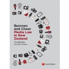 Burrows and Cheer Media Law in New Zealand, 7th edition