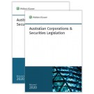 Australian Corporations and Securities Legislation 2020 - Volume 1&2