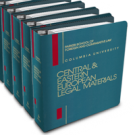 Central and Eastern European Legal Materials (CEEL)