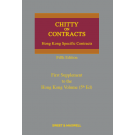 Chitty On Contracts: Hong Kong Specific Contracts (5th Edition) (1st Supplement only)