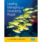 Leading, Managing and Developing People, 4th Edition