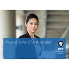 CPA Australia: Global Strategy and Leadership (Passcards)