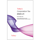 Tolley's Corporation Tax 2020-2021