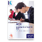 ACCA (MA) Management Accounting (Exam Kit)