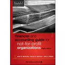 Financial and Accounting Guide for Not-for-Profit Organizations, 8th Edition