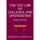 The Tax Law of Colleges and Universities, 3rd Edition