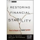 Restoring Financial Stability: How to Repair a Failed System