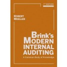 Brink's Modern Internal Auditing: A Common Body of Knowledge, 7th Edition