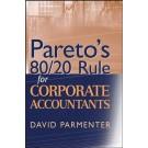 Pareto's 80/20 Rule for Corporate Accountants