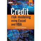 Credit Risk Modeling using Excel and VBA, 2nd Edition