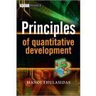 Principles of Quantitative Development