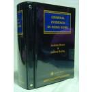Criminal Evidence in Hong Kong, 3rd Edition