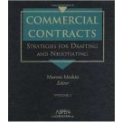 Commercial Contracts: Strategies for Drafting and Negotiating